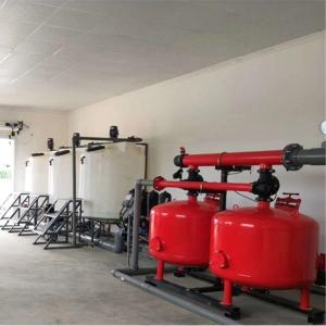 甘肃宁县农业苹果小康示范基地智能灌溉项目