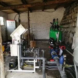 全自动泵房